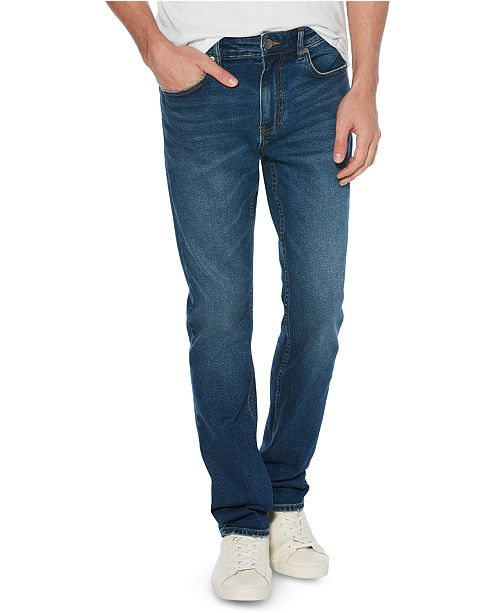 Original Penguin Men's Slim-Fit Spoiler Denim Jeans