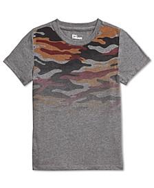 Toddler Boys Camo Ombré T-Shirt, Created for Macy's