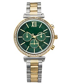 Women's Two-Tone Bracelet Watch 38mm, Created For Macy's