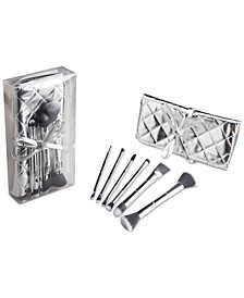 7-Pc. Glitterati Culture Dual-Ended Brush Set
