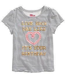 Epic Threads Toddler Girls Birthday Heart T-Shirt, Created for Macy's