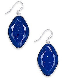 Stone Drop Earrings, Created For Macy's