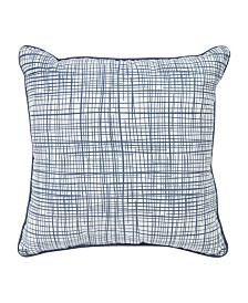 Croscill Morrison 16 Square Decorative Fashion Pillow