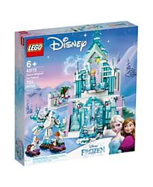 LEGO  Elsa's Magical Ice Palace 43172