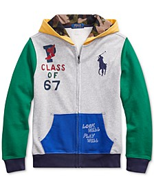 Big Boys Class of 67 Knit Sweatshirt