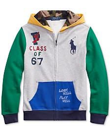 Polo Ralph Lauren Big Boys Class of 67 Knit Sweatshirt