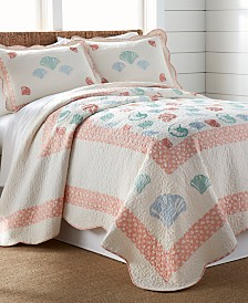 Beach Haven Tasi Bedspread Collection
