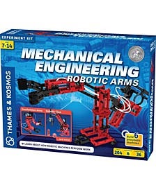 Mechanical Engineering - Robotic Arms