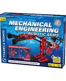 Thames and Kosmos Mechanical Engineering - Robotic Arms