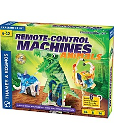 Remote-Control Machines - Animals