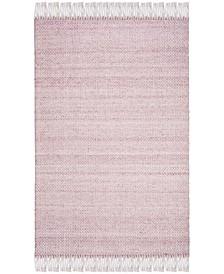 Amalie LRL6350D Pink 4' X 6' Area Rug