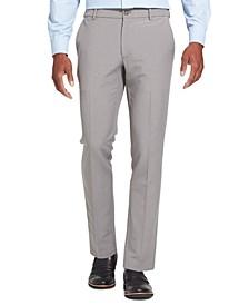Men's Flex 3 Slim-Fit 4-Way Performance Stretch Non-Iron Flat-Front Dress Pants