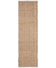 "Nigel LRL7400D Wheat 2'3"" X 8' Runner Area Rug"