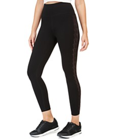 Calvin Klein Performance Rhinestone Leggings