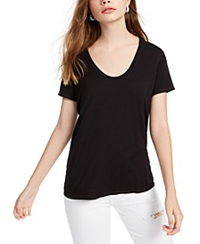 Sloane Scoop-Neck T-Shirt