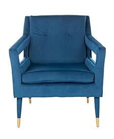 Mara Tufted Accent Chair