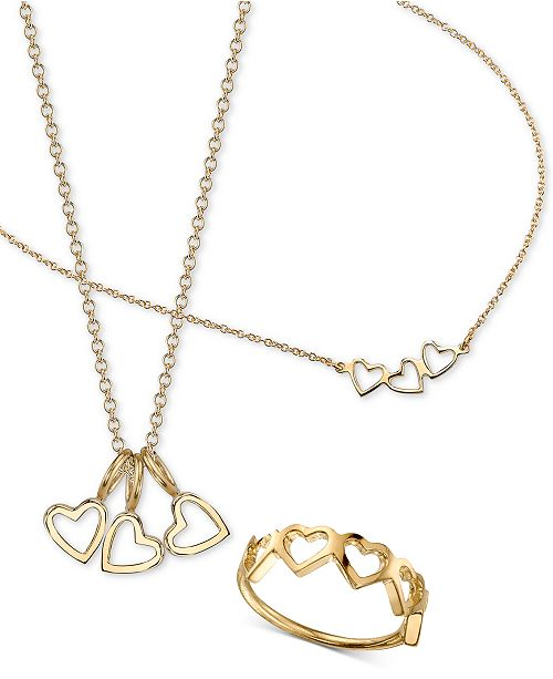 bd141262 Love Counts Jewelry Collection