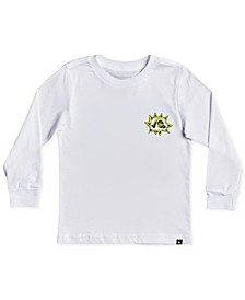 Toddler & Little Boys Cotton Logo-Print T-Shirt