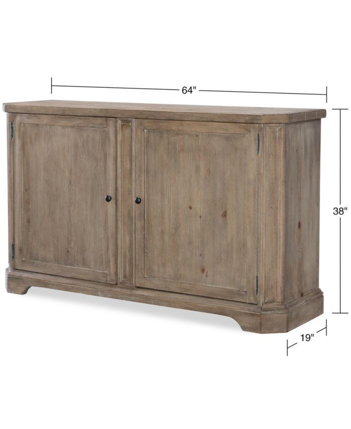 Furniture Rachael Ray Monteverdi Buffet & Reviews - Furniture - Macy's