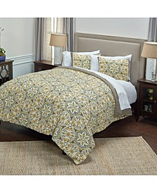 Tradewinds Queen 3 Piece Comforter Set