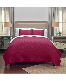 Riztex USA Moroccan Fling King Quilt