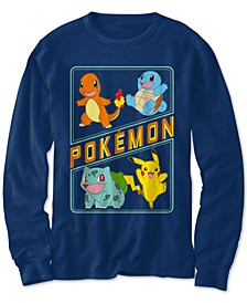 Pokémon Toddler Boys Main 4 Squad T-Shirt