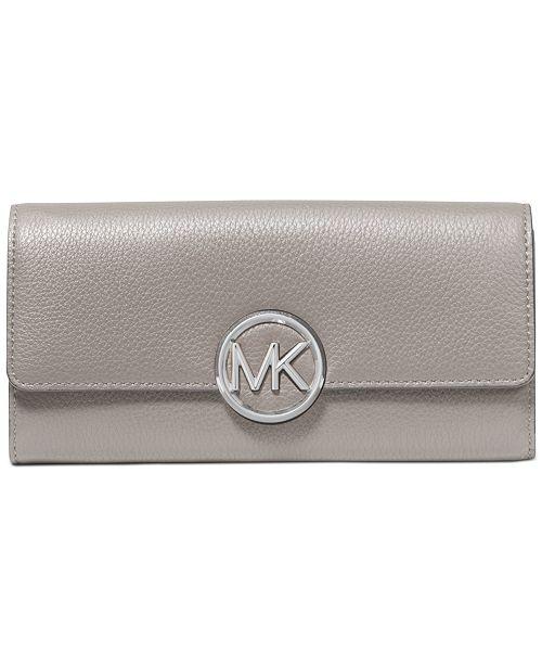 Michael Kors Lillie Gusset Carryall Wallet