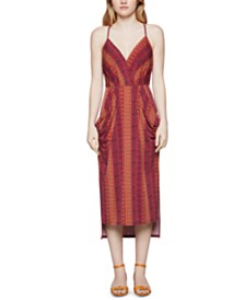 BCBGeneration High-Low Midi Dress