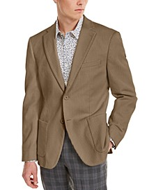 Men's Slim-Fit Wide-Wale Corduroy Sport Coat, Created For Macy's