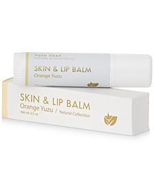 Skin & Lip Balm - Orange Yuzu, 0.5-oz.