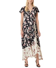 French Connection Floral-Print Maxi Dress