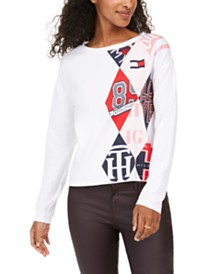 Tommy Hilfiger Heritage Graphic Top