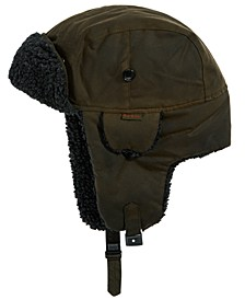 Men's Fleece-Lined Trapper Hat