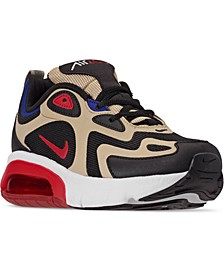 Big Boys Air Max 200 Casual Sneakers from Finish Line