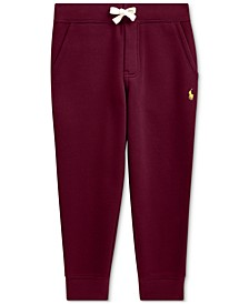 Little Boys Fleece Joggers