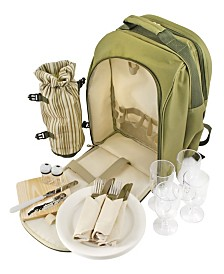 True Expedition 4-Person Picnic Backpack