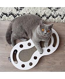 Snake Cardboard Cat Scratcher