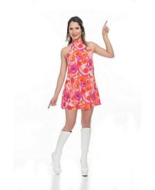 Women's California Dreamin Disco Dress