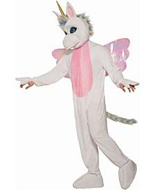 Unicorn Mascot Adult Costume