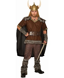 BuySeasons Men's Viking Warrior Chief Adult Costume