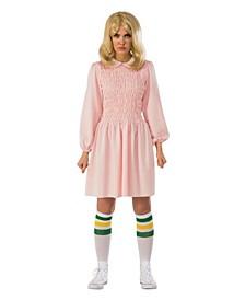 Women's Stranger Things Replica Eleven's Adult Dress