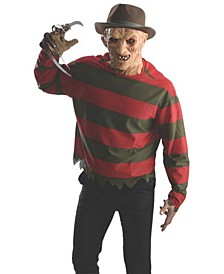 Men's Freddy Shirt With Mask