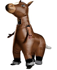 Funflatable Adult Mr. Horsey Adult Costume
