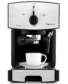 EC50 Espresso & Cappuccino Maker, Stainless Steel