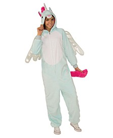 Unicorn Comfy Wear Adult Costume