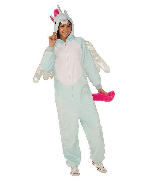 BuySeasons Unicorn Comfy Wear Adult Costume