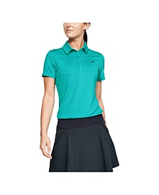 Under Armour Women's Zinger Short Sleeve Polo