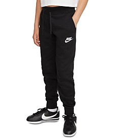Nike Big Girls Fleece Jogger Pants