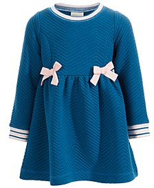 Baby Girls Quilted Dress, Created For Macy's