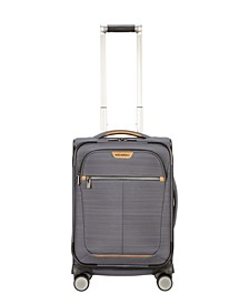 "Cabrillo 2.0 19"" International Softside Carry-on Spinner"